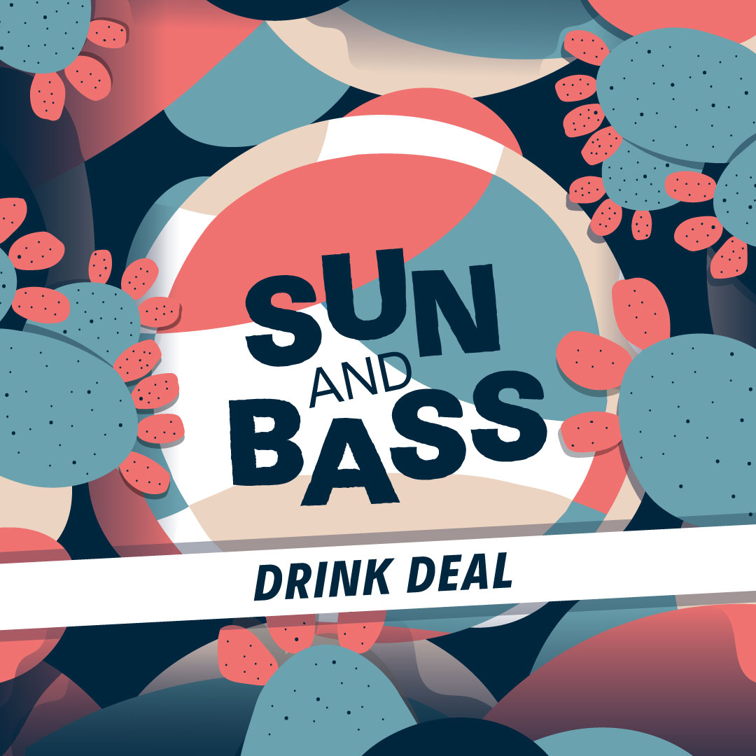SUNANDBASS 2019 Drinks Packages