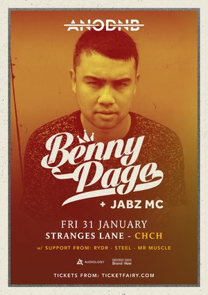 A Night of Drum & Bass ft. Benny Page