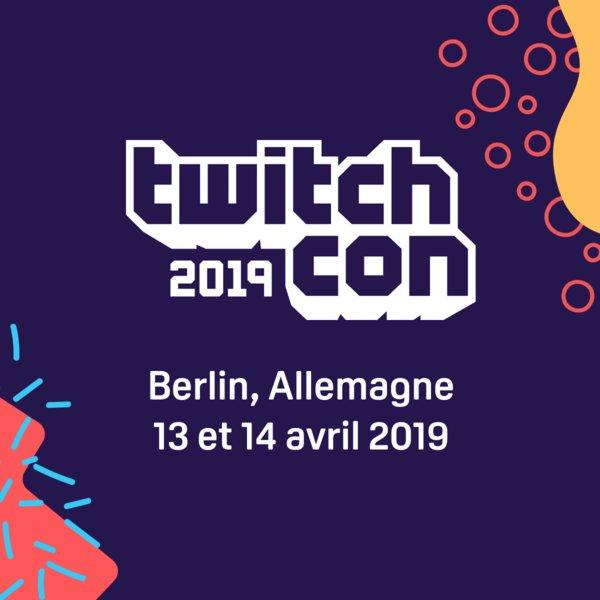 Twitchcon 2020 Berlin