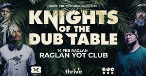 Knights of the DUB Table | Raglan photo