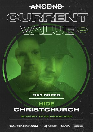 A Night of Drum & Bass ft. Current Value (CHCH)