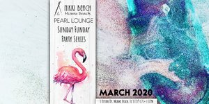 Sunday Funday @ Pearl Lounge (3/29)