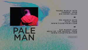 Nowhere Presents: Paleman (UK) - Christchurch