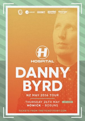 Danny Byrd (Hospital Records) Tour - Howick
