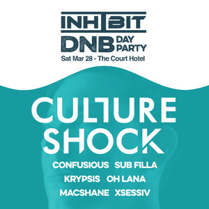 DnB Day Party ft. Culture Shock
