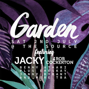 Garden: The Launch Party