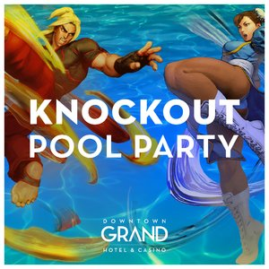 Fighting Game Community Weekend - Knockout Pool Party photo
