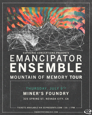 Emancipator Ensemble in Nevada City
