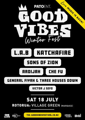 Good Vibes Winter Festival | Rotorua photo