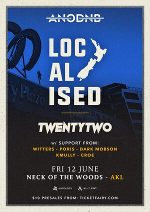 A Night of Drum & Bass - Localised - AKL