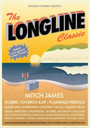 The Longline Classic | Gisborne 2020 (Labour Weekend) photo