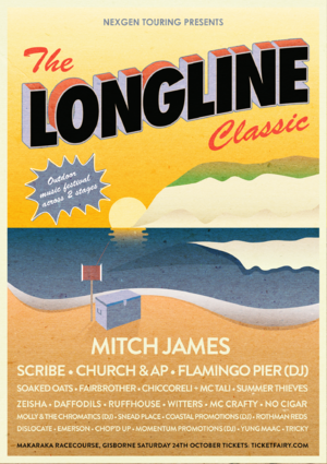 The Longline Classic | Gisborne 2020 (Labour Weekend)