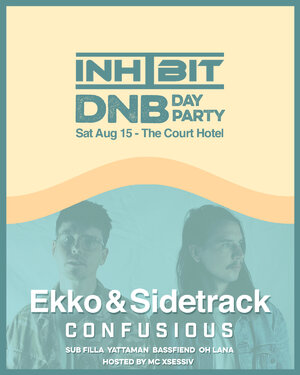 DnB Day Party ft. Ekko & Sidetrack