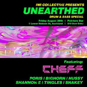 IWI Presents : Unearthed (D&B Version)