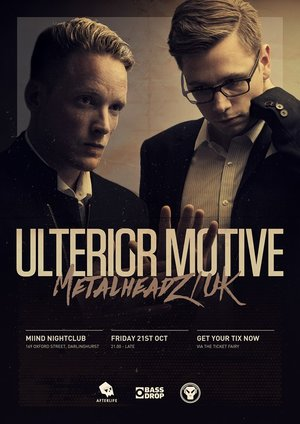 Afterlife + Bass Drop present Ulterior Motive photo