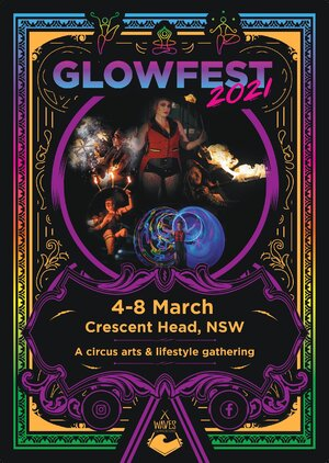 GLOW Fest 2021: A Circus Arts & Lifestyle Gathering photo