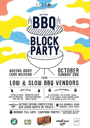 Gold Coast BBQ Block Party photo