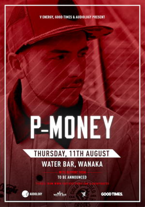 P-MONEY - Wanaka