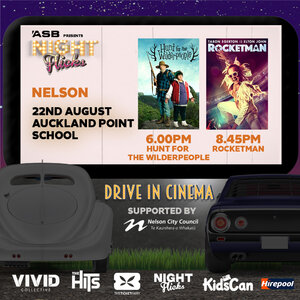 ASB Presents: Drive In Cinema- Nelson photo