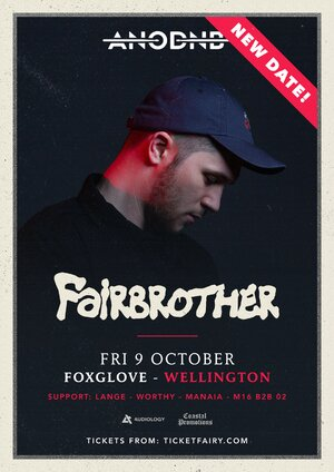 A Night of Drum & Bass ft. Fairbrother