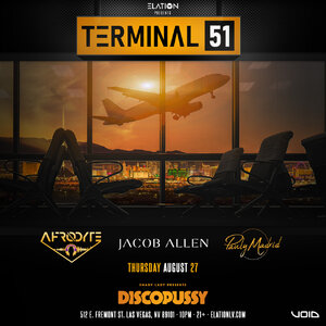 Terminal 51 ft. Afrodyte, Jacob Allen & Pauly Madrid photo