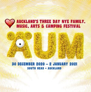 AUM ॐ New Year's Eve Festival  2020