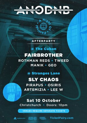 A Night of Drum & Bass - Festival Afterparties