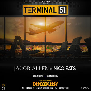 Terminal 51 ft. Jacob Allen b2b Nico Eats, Carey Cowart, D.Cruz