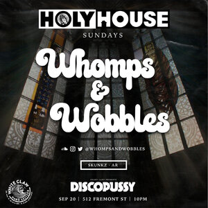 Holy House N°60 w/ Whomps & Wobbles
