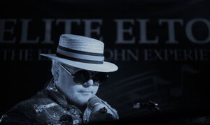 Live From Your Bedroom Presents: Elton John Experience photo