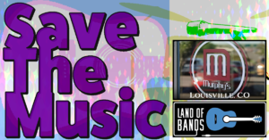 Save the Music photo