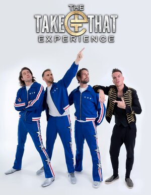 Live From Your Bedroom Presents: Take That Experience photo