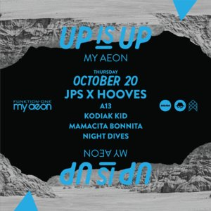 UP is UP 03 Feat. JPSXHOOVES, Kodiak Kid, Mamacita Bonnita, Nam + photo