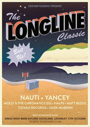 The Longline Classic 'Bait Up' | Auckland