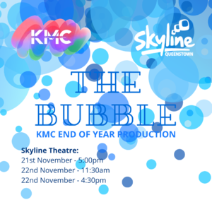 The Kate Moetaua Collective; 'The Bubble' - 21st/22nd Nov