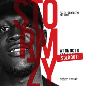 *CANCELLED* - Stormzy NZ Tour - Wellington
