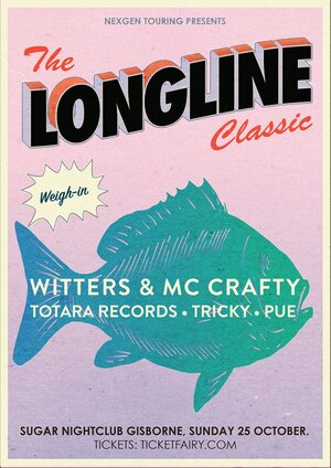 The Longline Classic 'Weigh In' | Gisborne