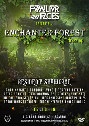 Familiar Faces | Enchanted Forest