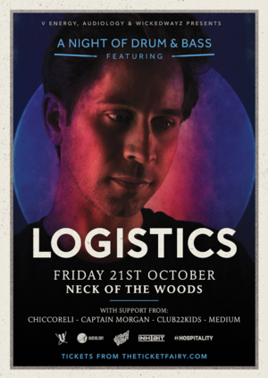 A Night of Drum & Bass ft. Logistics (UK)