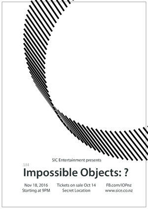Impossible Objects Δ14 - ?