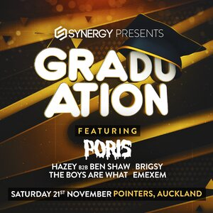Synergy Presents: GRADUATION ft. Poris
