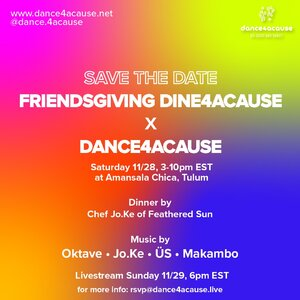 Dance4ACause  for Centro Deportivo & Youth Athletes of Tulum