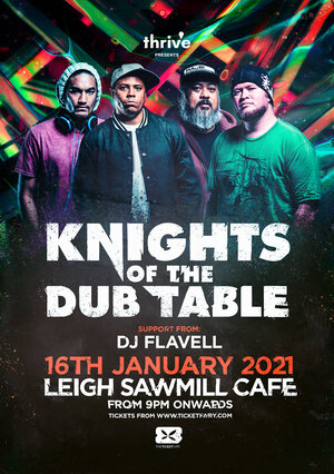Knights of the DUB Table | Leigh Sawmill photo