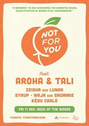 Not For You Ft Aroha & Tali photo