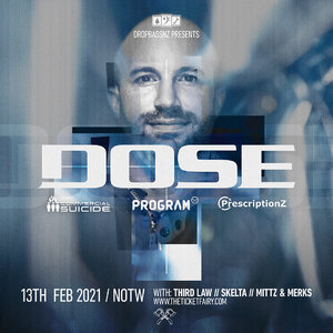 DropBassNZ presents DOSE photo