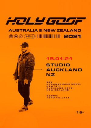 HOLY GOOF | AUCKLAND photo
