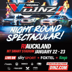 Valvoline D1NZ National Drifting Championship R1 photo