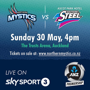Northern Mystics vs Ascot Park Southern Steel