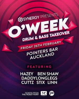 Synergy Presents: O'Week Takeover! photo