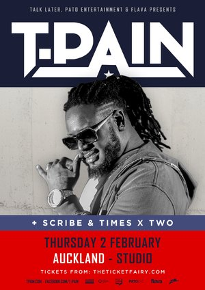 T-Pain (Auckland)